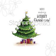 Stamping Bella - Uptown Christmas Tree (EB318)