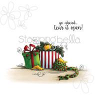 Stamping Bella - Woodsies Christmas Morning Chicks (EB317) 1