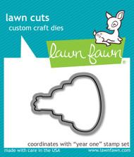 Lawn Fawn - Year One Lawn Cuts (LF-1013)