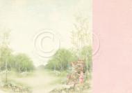 Pion Design - Easter Greetings - 12 X 12 Spring fairies