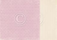 Pion Design - Easter Greetings - 12 X 12 Purple ornament