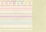 Pion Design - Easter Greetings - 12 X 12 Borders