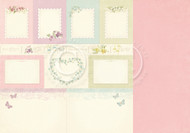 Pion Design - Easter Greetings - 12 X 12 Memory Notes