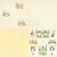 Pion Design - Easter Greetings - 6 X 6 Easter morning