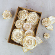 Prima Marketing - Box Flowers - Gold Kiss (PM-586744)
