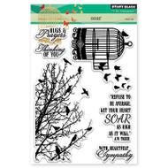 Penny Black Transparent Stamp - Soar (30-345)