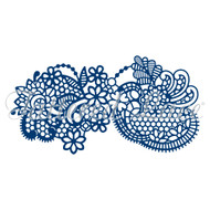 Tattered Lace Trade (D1046) Royal Lace 2