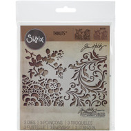 Sizzix Thinlits Dies by Tim Holtz - Mixed Media #2 (661185)