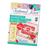 Tattered Lace Die - The Tattered Lace Magazine - Issue 31 (MAG31)