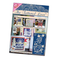 Tattered Lace Die - The Tattered Lace Magazine - Issue 6 (MAG6)