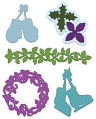 Heartfelt Creations Celebrate The Season - Celebrate The Season Craft Die (HCD1-7106)
