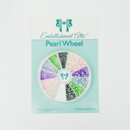 Product - Embellishment Attic Pearl Wheel (1.5mm & 3mm) (EMB/BM07)