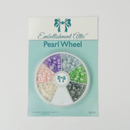 Embellishment Attic Pearl Wheel (6mm) (EMB/BM08)