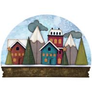 Sizzix ThinlitsDies by Tim Holtz - Snowglobe (661603)