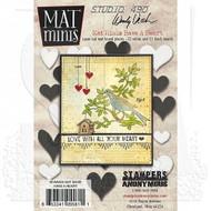 Wendy Vecchi Mat Minis - Have A Heart (WVMM06)
