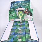 Hatch Your Own Alien Egg 1-dz counter display bx .75 ea