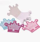 Princess Crown Memo Pads 12 per pack  12.5 ea