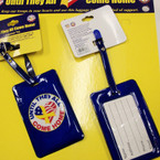 Until They Come Home Luggage Tags 18 pc Display .25 ea
