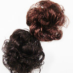 "6"" Firm & Shiny  Imitation Wig Hair Twisters 2 colors  .54 ea"