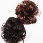 "6"" Firm & Shiny  Imitation Wig Hair Twisters 2 colors  .54 ea"