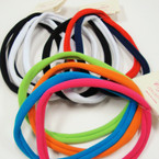 4 Pack Soft & Stretchy Headbands Mixed Colors .54 per set of 4