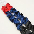 "3.5-4"" 4-Color   Gator Clip Fashion Bow .27 ea"
