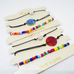 Fashionable 3 Pack Bracelets w/ Tree of Life  .54 per set