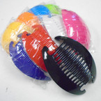 "6"" Asst Color Jaw Comb Sets .45 per set"