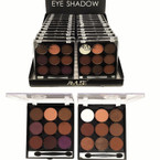 9 Color Eye Shadow  Pallet 24 per display .95 each