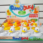 "3"" Wind Up Happy Duck w/ Wobble Head  12 per display .75 each"