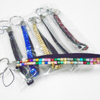 """Bling Bling 5"""" Acrylic Stone Keychains  .54 each"""