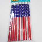 USA Theme Pencils 12 per pk For $ 1.35