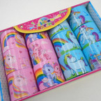 "2.5"" New Unicorn Theme Magic Spring 12 per bx .62 ea"