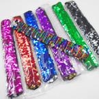 """8""""  Mermaid Change Color Sequin Slap Bracelets 12 per pk  .65 each"""