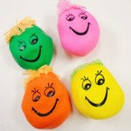 """3"""" Mold You Own Funny Faces 24 per display bx .65 each"""