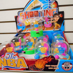 Shooting Hoops Basketball Game 12 per display bx .75 ea