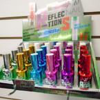 NEW Metallic Reflective Fashion Nail Polish 24 per display $ 1.25 ea