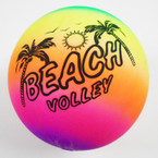 "8""  Multi Color Volley Beach Balls 12 per pack .58 each"