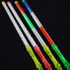"19"" Multi Function/Multi Color Light Up Wands 12 per pk .65 each"