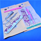 4 Pc Professional Manicure Set 12 sets per pk .60 ea set