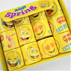 Novelty Emoji Theme Magic Springs 12 per display  bx .56 each