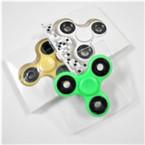 "3"" Asst Color Hand Spinners  3 asst colors 12 per pack  .33 each"