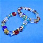 BEST BUY  Glass & Crystal Stone Stretch Bracelets .56 ea