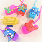 Under the Sea Theme  Scented Hand Santizers 12 per pk @ .56 each