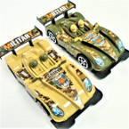"5"" Camo Color Pull Back Military Land Rover Cars 12 per pk .58 each"
