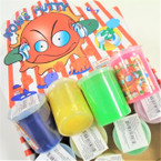 """3"""" Mixed Color Noise Fun Putty  12 per display .58 each"""