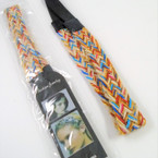 Multi Color Jute Cord Fashion Headbands w/ Elastic Back .54 each