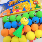 "4.5"" Jump Elf  Mixed Colors & Expressions 24 per display .27 each"