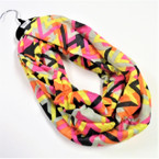 SPECIAL Loopy Infinity Scarf  Multi Color  Pattern sold by pc $ 1.50 each