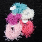 New Fashionable Light Color Hair Twisters Asst Colors   .54 ea